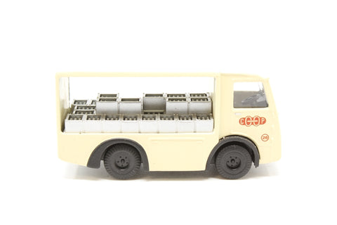 "NCB Electric Milk Float in ""Co-Op Dairies"" - Pre-owned - some marks on paintwork - good box"