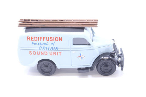 "Ford E83W Thames Van ""Festival of Britain - Rediffusion Sound Unit"" - Pre-owned - like new"