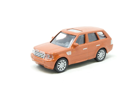 Land Rover Range Rover Sport in metallic copper - Pre-owned - Like new