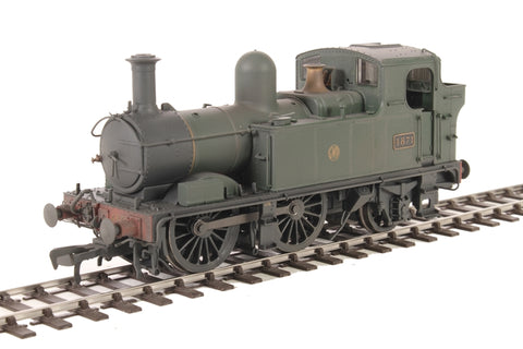 Class 48xx 0-4-2T 4871 in GWR Unlined green with Shirtbutton logo - Lightly weathered
