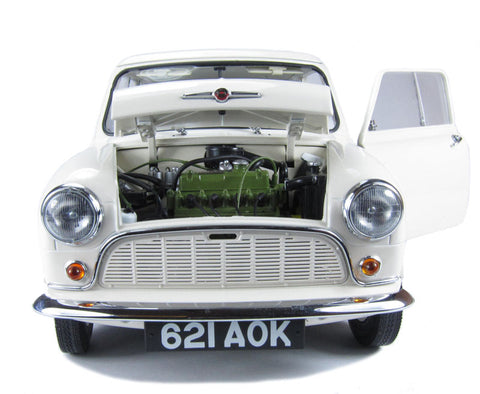 1959 Morris Mini Minor Saloon in White