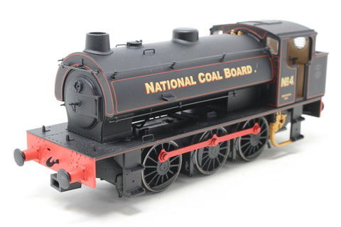 Austerity 0-6-0ST No 4 in NCB Backworth Colliery lined black - Limited Edition of 200 - Open box, noisy runner