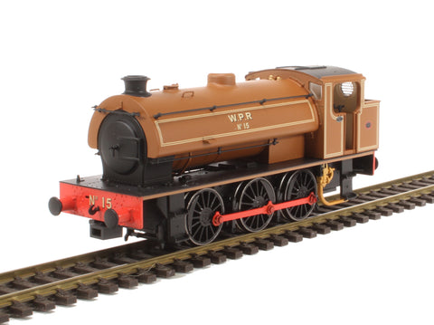 Austerity 0-6-0ST No 15 in Wemyss Private Railway lined brown - Exclusive to Hattons