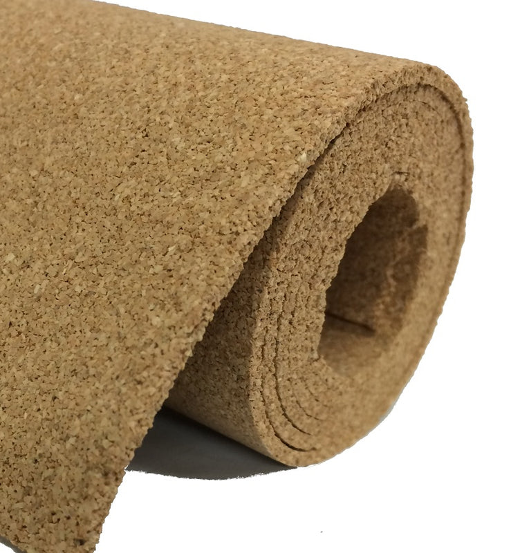 "Cork underlay sheet - 1/8"" thick - 24"" x 36"""