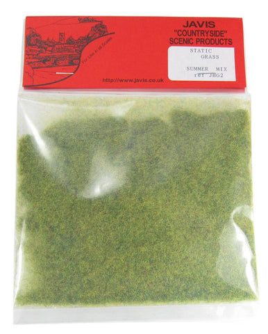 Static grass bag - Summer Mix - 2mm