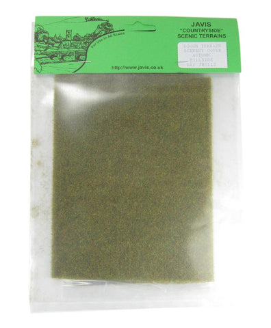 Rough terrain mat - Autumn Green - 15
