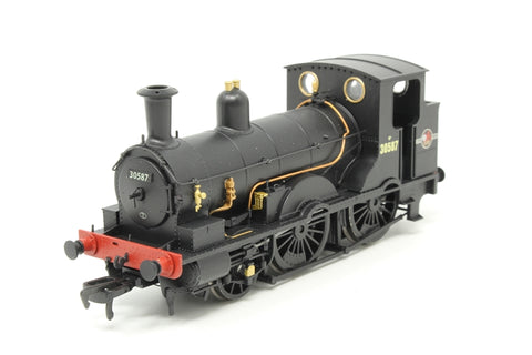 Class 0298 Beattie well tank 2-4-0T 30587 in BR black (DCC fitted) - Pre-owned - like new