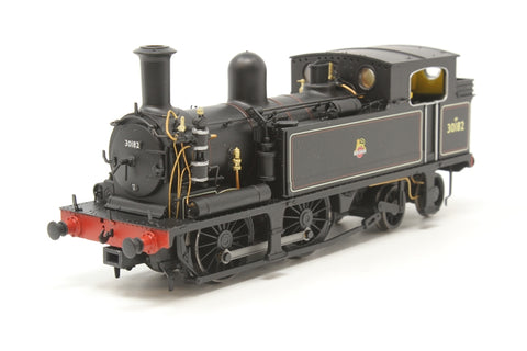 Class O2 0-4-4T 30182 in BR black with early emblem - Pre-owned - like new