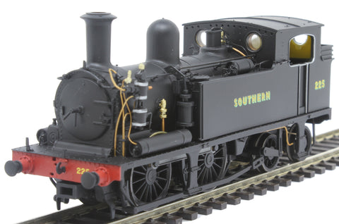 Class O2 0-4-4T 225 in SR wartime black
