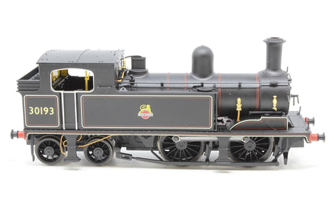 Class O2 0-4-4T 30193 in BR black with early emblem - Pre-owned - Like New - imperfect box