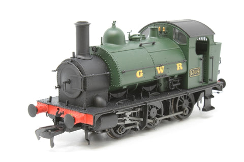 Class 1361 0-6-0ST 1364 in GWR green - Pre-owned - Like new