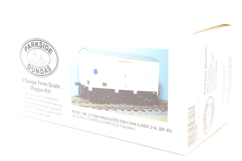 16 Ton Steel Mineral Wagon B111115 in Grey Weathered - Pre-owned - Replacement Box