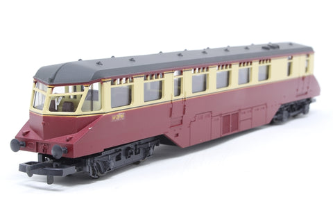 GWR Railcar W22 in BR crimson/cream - Pre-owned - Like new