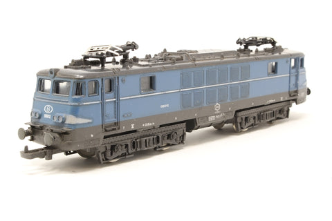 Type 1500 Electric Locomotive of the SNCB - Pre-owned - glue on pantographs, replacement box