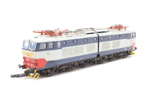 Class E.656 023 Articulated Bo-Bo-Bo of the FS - Pre-owned - lights only work on one end, one pantograph secured down, replacement box