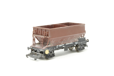 50T PGA Aggregate Hopper Wagon in BR Bauxite - Pre-owned - weathered - Imperfect box