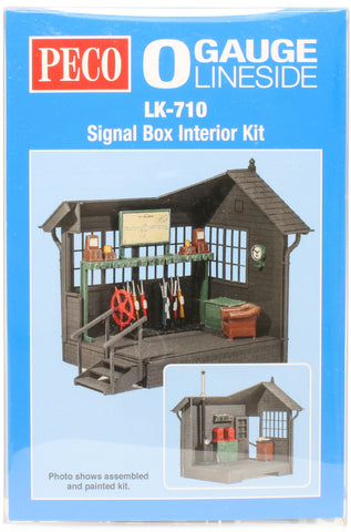 Signal box interior kit