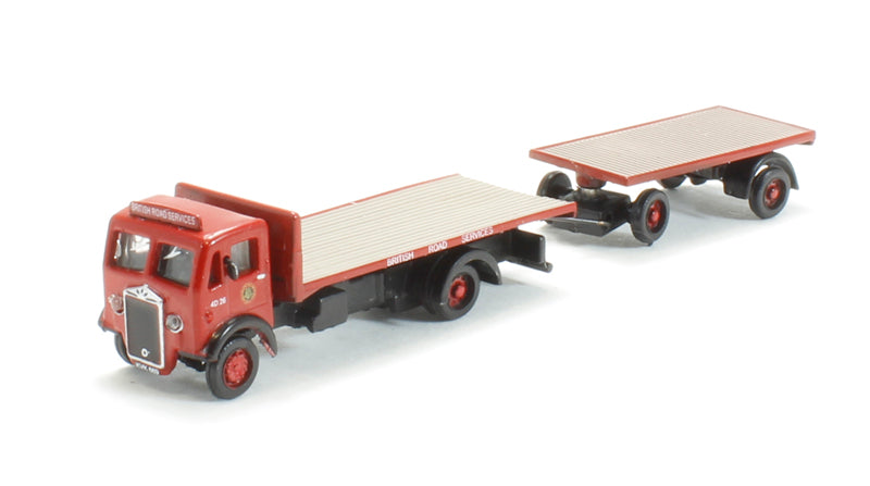 Albion CX3 Flatbed & trailer 'BRS'
