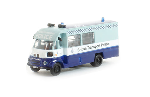 Leyland FG Incident Unit 'British Transport Police' (Circa 1982 - 1988)