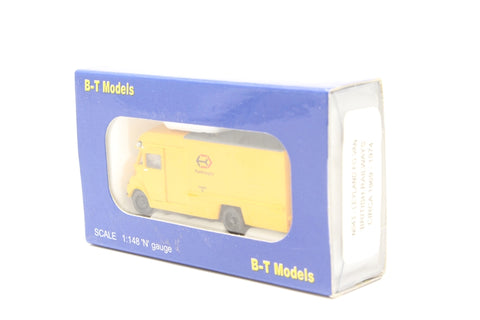 Leyland FG Van 'British Railways Railfreight' (Circa 1969 - 1974) - Pre-owned - Minor mark on roof - Imperfect box
