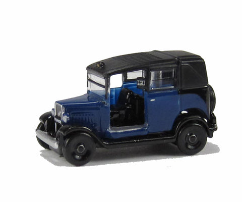 Austin Low Loader Taxi - Oxford Blue