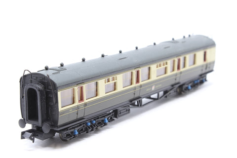Collett coach : Brake 6485 GWR Hawksworth - Pre-owned - Like new