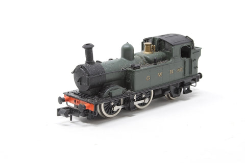 Class 14xx 0-4-2 1425 in GWR green - Pre-owned - Like new