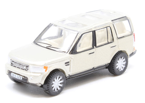 Land Rover Discovery 4 Ipanema Sand