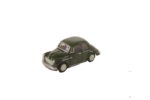Morris Minor Saloon Almond Green