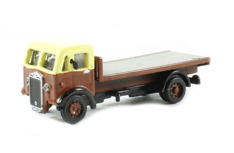 Albion CX Flatbed - Chocolate & Cream (1947-1957)
