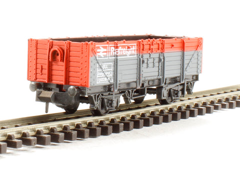 Railfreight Open Wagon in BR red/grey