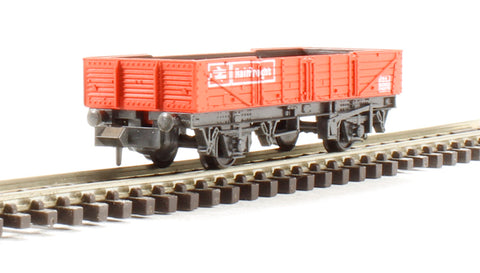 Railfreight Tube Wagon in BR red