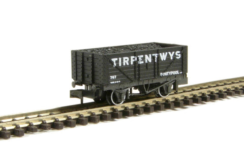 7 Plank Open Coal Wagon 'Tirpentwys of Pontypool'