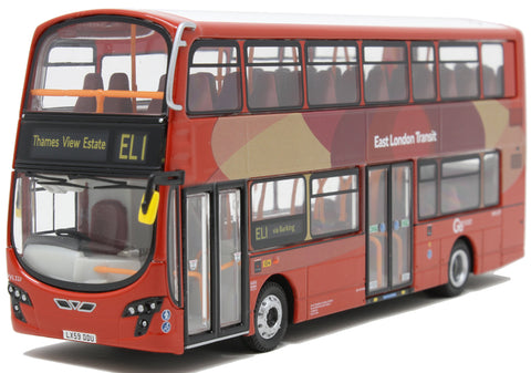 Wright Eclipse Gemini 2 - Go-Ahead East London Transit - EL1 Thames View Estate