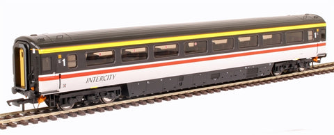 Mk3a FO first open 11046 in Intercity Swallow livery