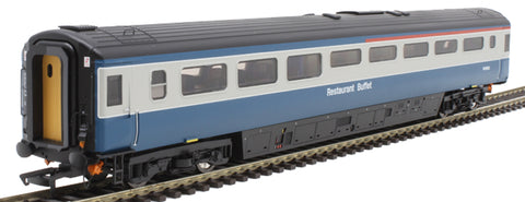 Mk3a RUB restaurant unclassified buffet M10025 in BR blue and grey