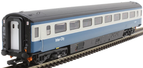 Mk3a TSO second open M12070 in BR blue and grey