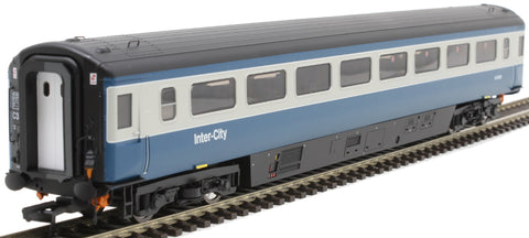 Mk3a TSO tourist second open M12056 in BR blue and grey