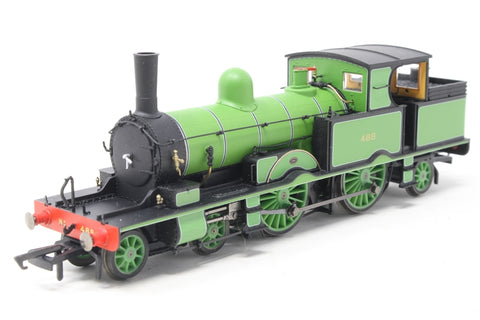 Class 415 Adams Radial 4-4-2T 488 in LSWR green - Pre-owned - Like new