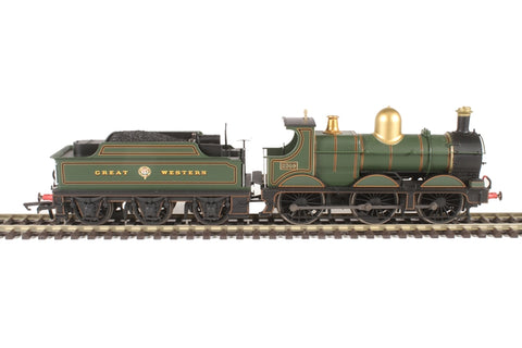 Class 2301 Dean Goods 0-6-0 2309 in Great Western green with garter crest