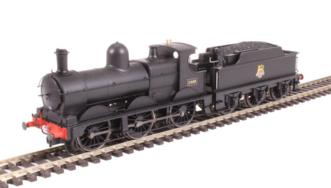 Class 2301 Dean Goods 0-6-0 2409 in BR Black with early emblem - DCC Sound fitted