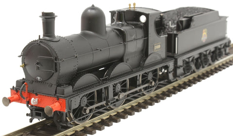 Class 2301 Dean Goods 0-6-0 2409 in BR Black with early emblem