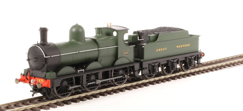Class 2301 Dean Goods 0-6-0 2475 in Great Western green - DCC Sound fitted