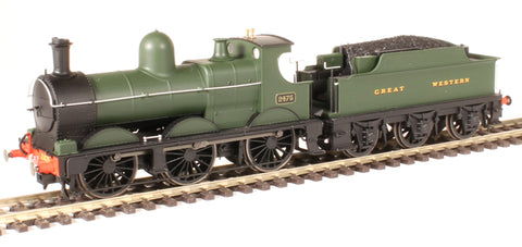 Class 2301 Dean Goods 0-6-0 2475 in Great Western green