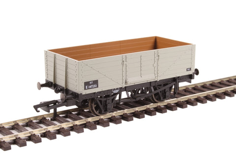 6-plank mineral wagon E147232 in BR grey
