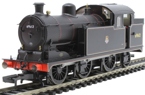 Class N7 0-6-2T 69612 in BR black with early emblem