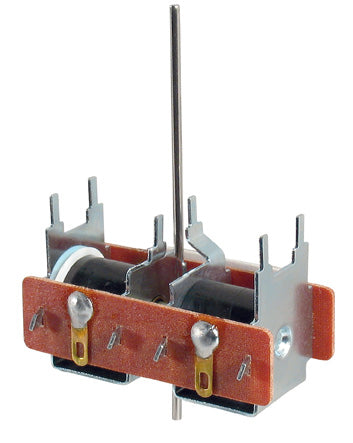 Solenoid point motor with extended pin - for use with PL-9
