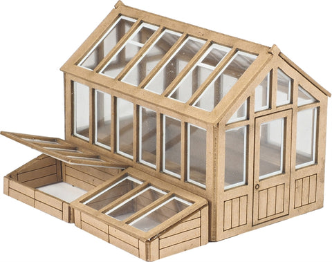 Greenhouse and cold frames - card kit