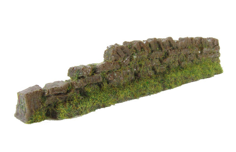 Roadside Walling Rough - Dark Brown - Damaged - 135mm