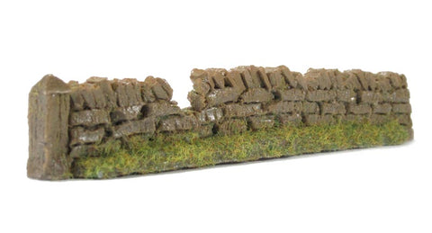 Roadside Walling Rough - Light Brown - Damaged - 135mm